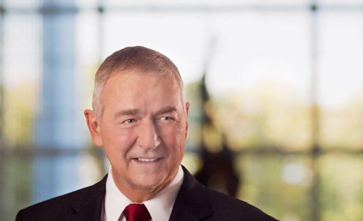 """Top-Arbeitgeber SAS: """"Leadership""""-Auszeichnung für CEO Jim Goodnight"""