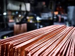 Cathodes made of copper – Montanwerke Brixlegg