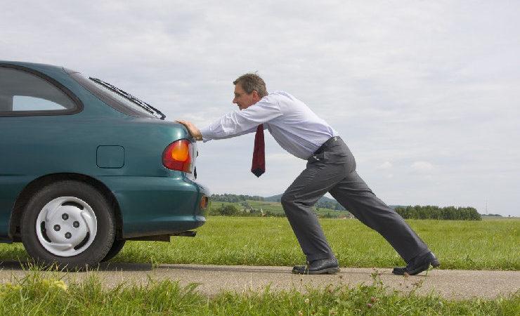 Stressfreier Autoverkauf auch mit Getriebeschaden