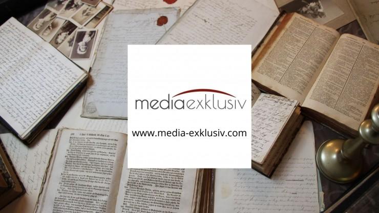 Media Exklusiv GmbH Faksimile – Aufwendiges Kunsthandwerk