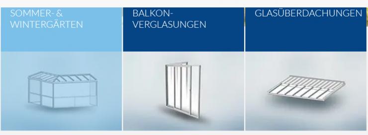 Glasüberdachungen, Balkon-Verglasungen, Sommergärten und Wintergärten von Fenster Schmidinger  – www.fenster-schmidinger.at