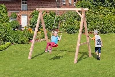 Die Schaukel im Garten – gesunder Spaß im Freien